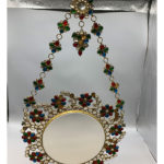 Gemstone Mirror